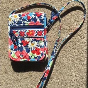 Vera Bradley Summer Cottage Crossbody bag